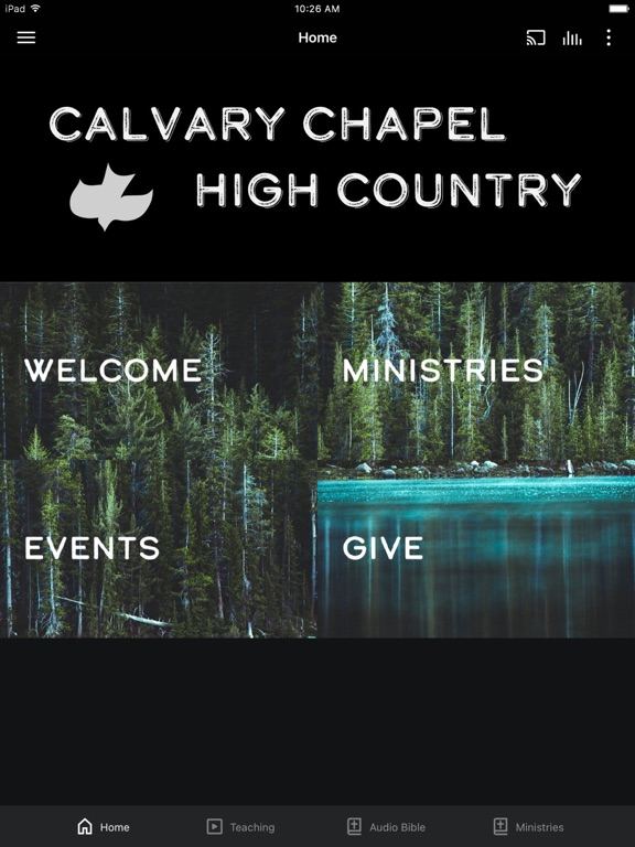 Calvary Chapel High Country screenshot 4