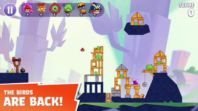 Angry Birds Reloaded screenshot 1