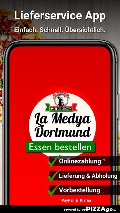Pizzeria La Medya Dortmund screenshot 1