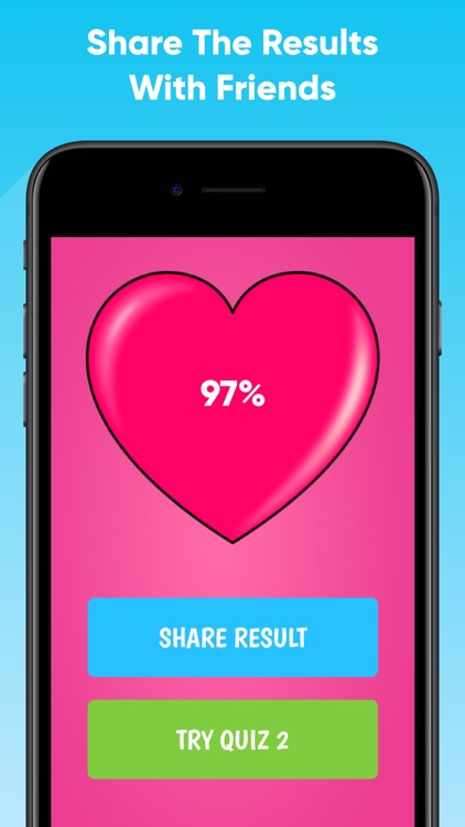 Love Tester - Crush Test Quiz