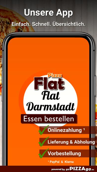 Pizza Flat Darmstadt screenshot 2