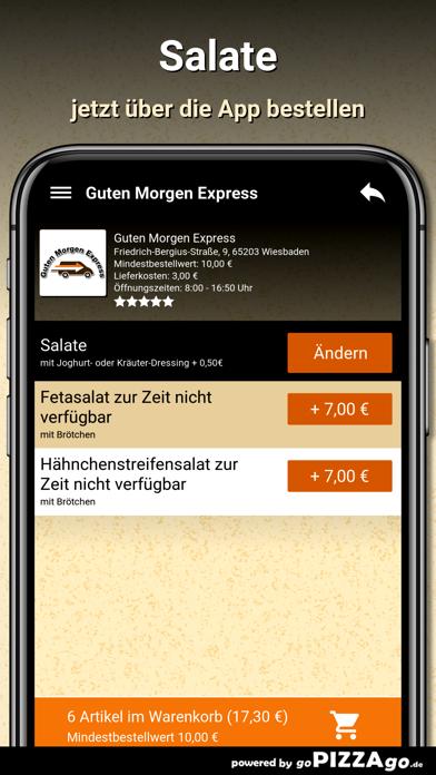 Guten Morgen Express Wiesbaden screenshot 5