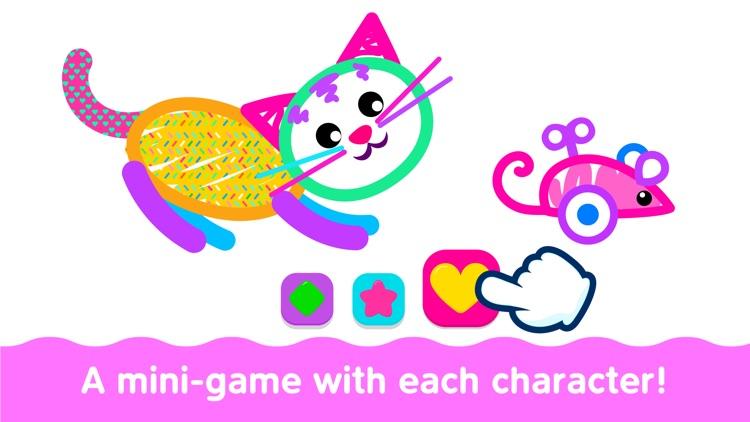 Drawing Games Learning Kids 2 screenshot-5