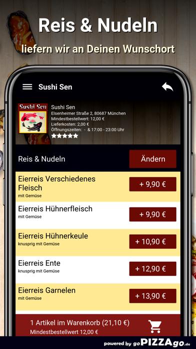 Sushi Sen München screenshot 6
