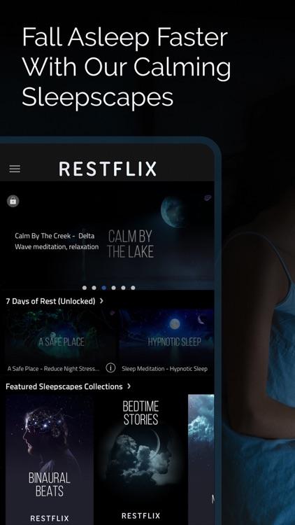 Restflix: Science Infused Rest