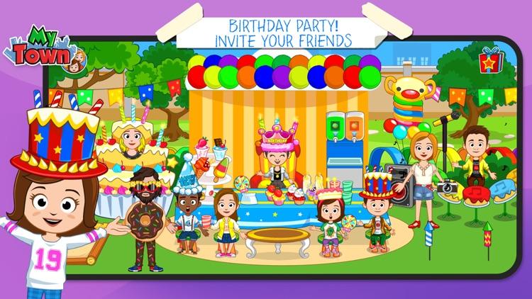 My Town : Sweet Bakery Empire screenshot-3