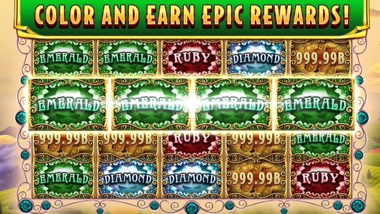 Wizard of Oz Slots Casino screenshot-3