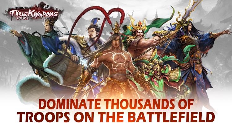 Three Kingdoms: Epic War screenshot-0