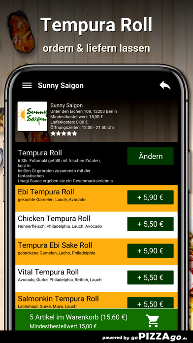 Sunny Saigon Berlin screenshot 6