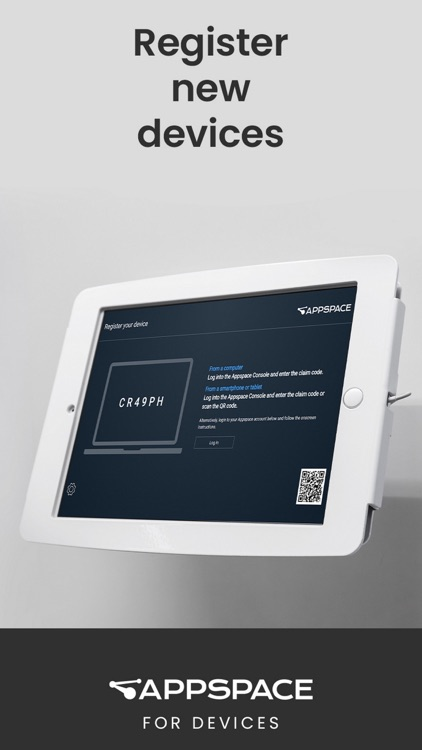 Appspace for Devices