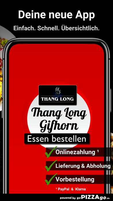 Thang Long Gifhorn screenshot 1