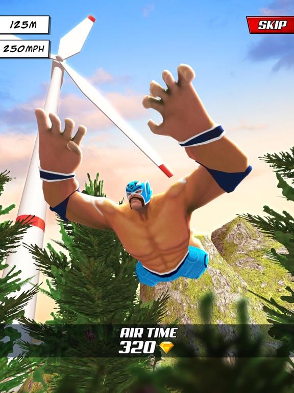 Super Hero Flying School! screenshot 8