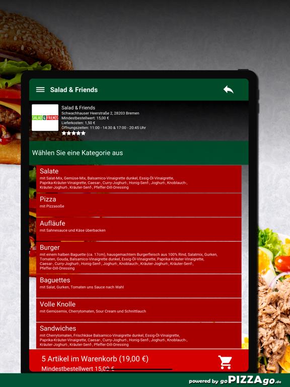 Salad & Friends Bremen screenshot 8