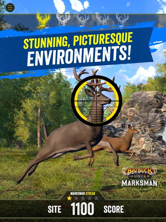 iPad Image of Big Buck Hunter: Marksman
