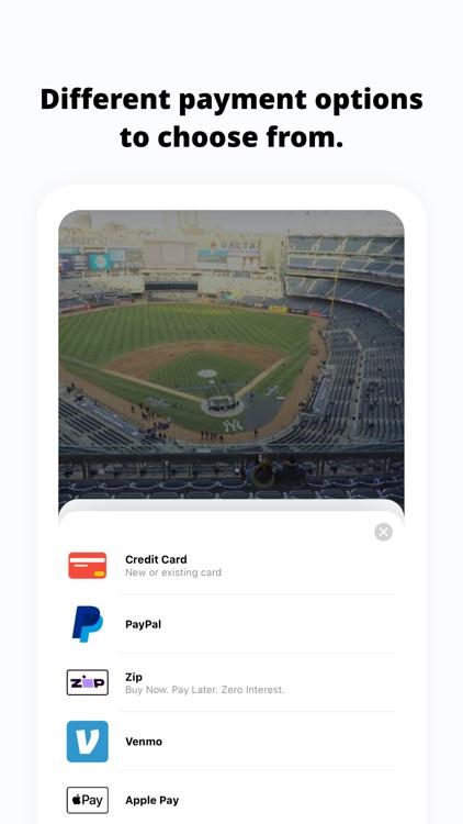 TickPick: No Fee Tickets screenshot-6