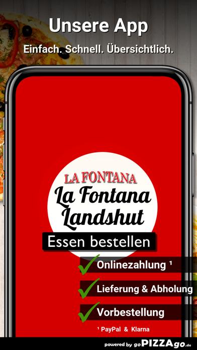 La Fontana Landshut Altdorf screenshot 1