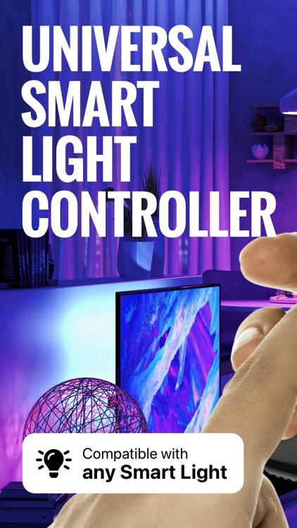 LED Light Controller & Remote