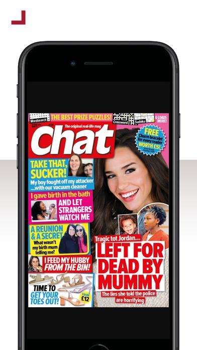 Chat MagazineScreenshot of 1