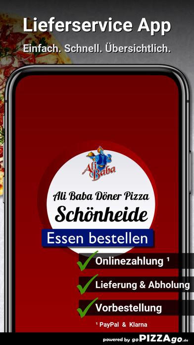 Ali Baba Döner Pizza Schönheid screenshot 1