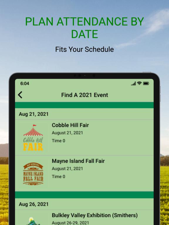 BC Fairs screenshot 9