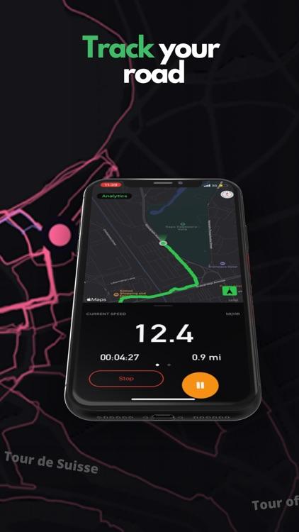 Bike Tracker UCI screenshot-4
