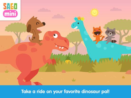 Sago Mini Dinosaursのおすすめ画像1