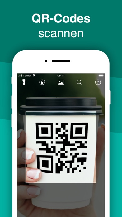 QR Code & Barcode ScannerScreenshot von 1