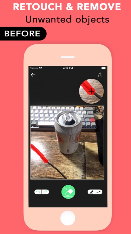 Remove Objects - Photo Retouch