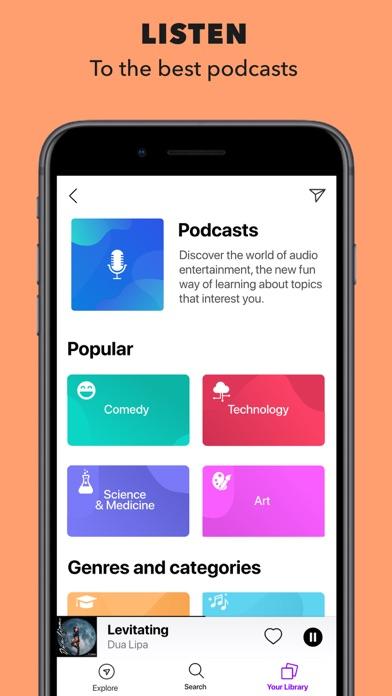 Anghami: Play Music & Podcastsのおすすめ画像8
