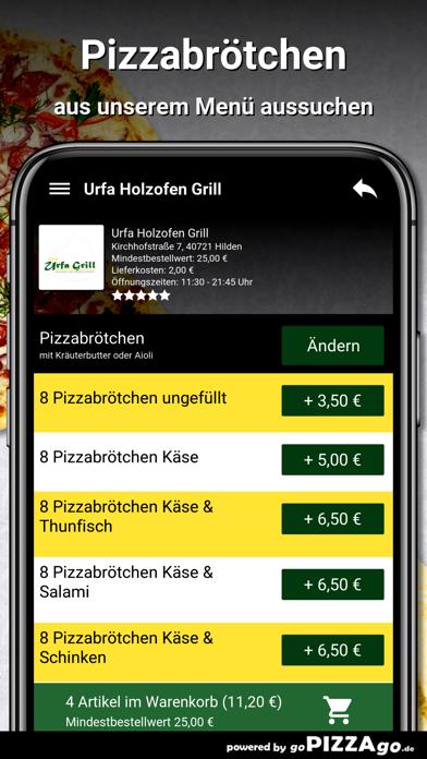Urfa Holzofen Grill Hilden screenshot 5