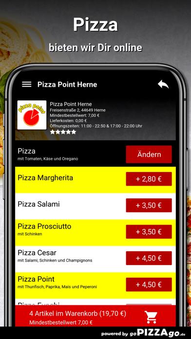 Pizza Point Herne Herne screenshot 5