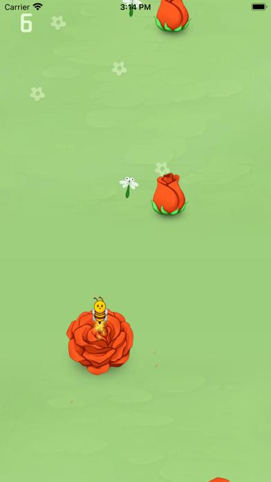 Bees love flowers screenshot 2