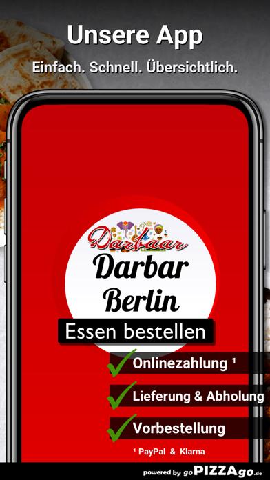 Darbar Berlin screenshot 1