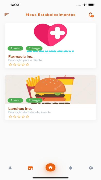 Bigg Delivery Estabelecimento screenshot 5