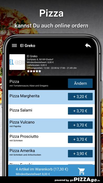 El Greko Elsdorf screenshot 5