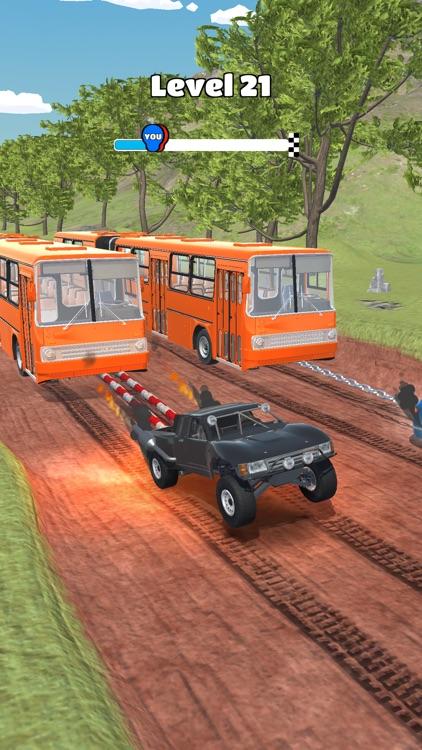Towing Race screenshot-5
