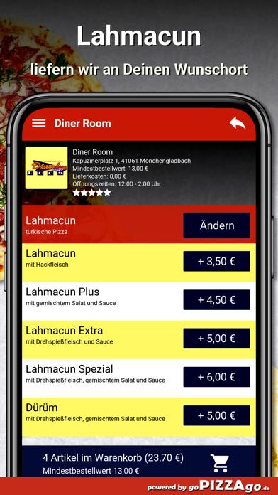 Diner Room Mönchengladbach screenshot 6