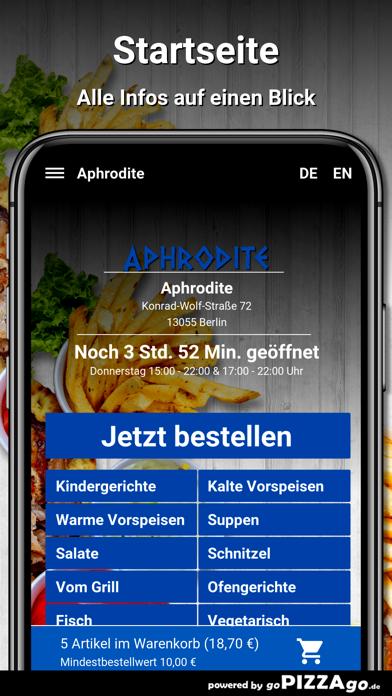 Aphrodite Berlin screenshot 3