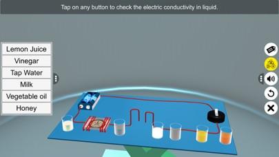 Conductivity in Liquids screenshot 4
