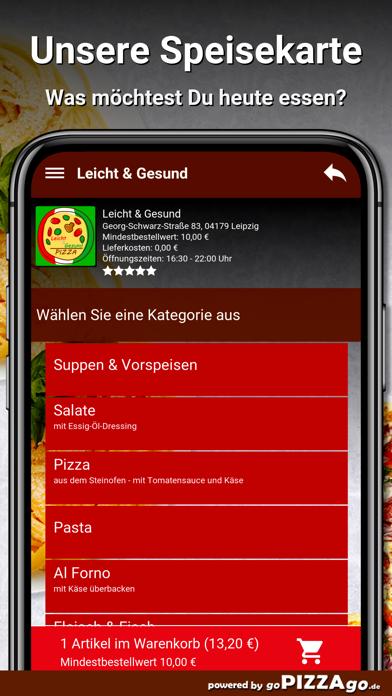 Leicht & Gesund Leipzig screenshot 4