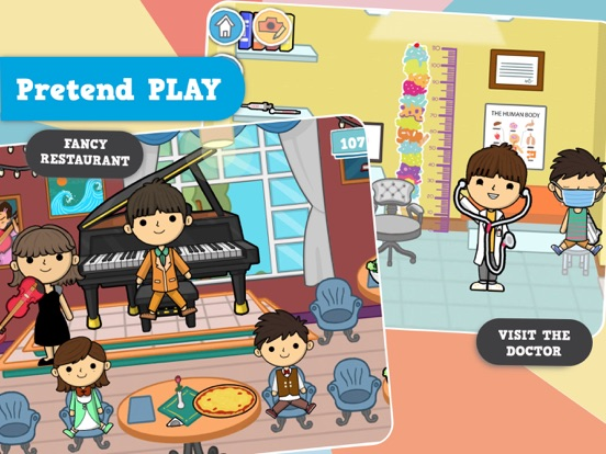 Lila's World:Create Play Learn screenshot 13