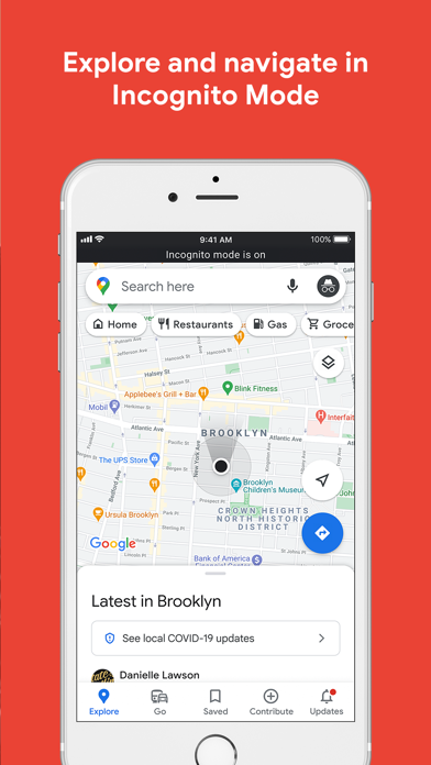 download Google Maps for PC