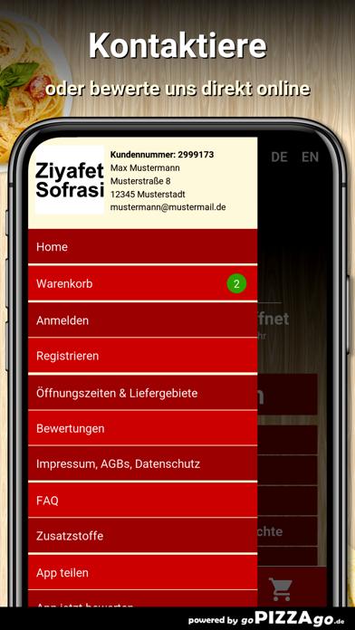 Ziyafet Restaurant Erlensee screenshot 3