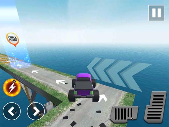 Ramp Car Stunts 3D GT Racing screenshot 7