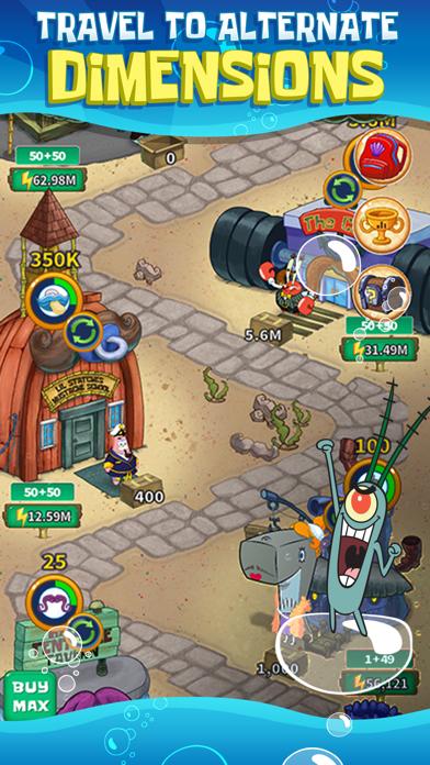 SpongeBob's Idle Adventures for windows pc