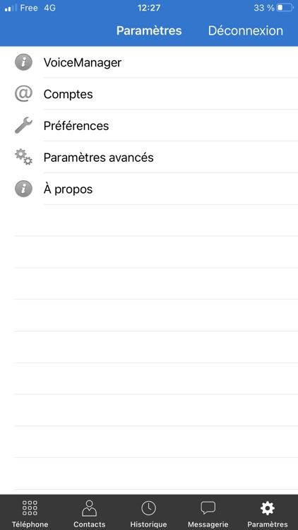 Voice Manager screenshot-3