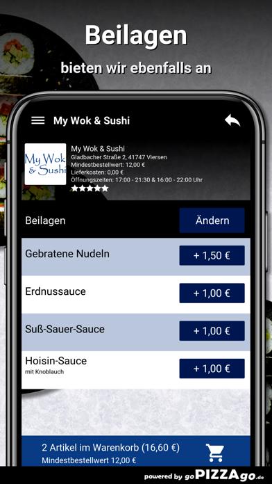 My Wok & Sushi Viersen screenshot 6