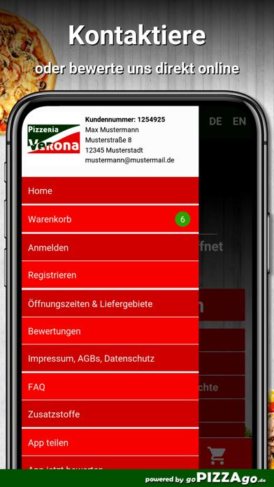 Pizzeria Verona Oldenburg screenshot 3