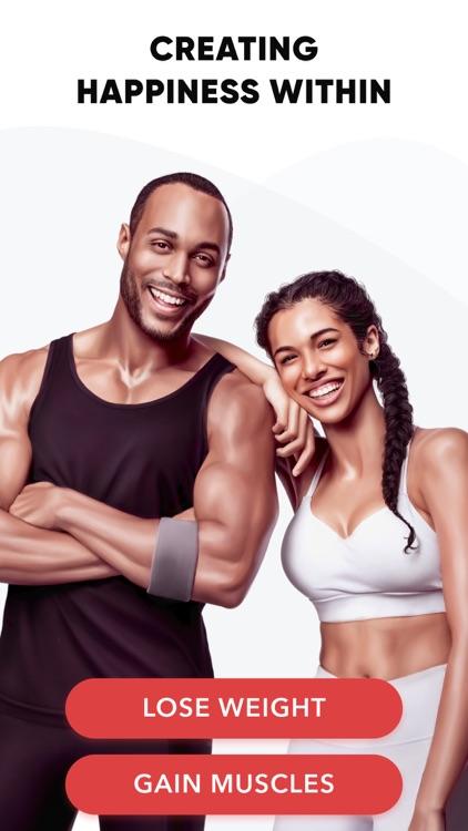 BetterMe: Home Workouts & Diet screenshot-0