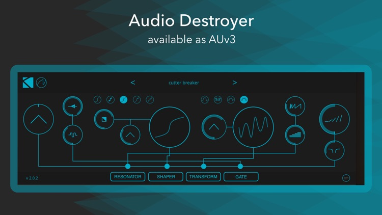 Shaper 2 : audio destroyer